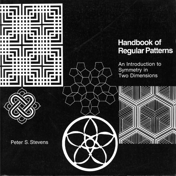bookcover - Handbook of Regular Patterns