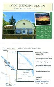 Open Studio handbill_f:b002