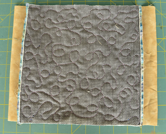 Step 9: Your quilt will look similar to this example.