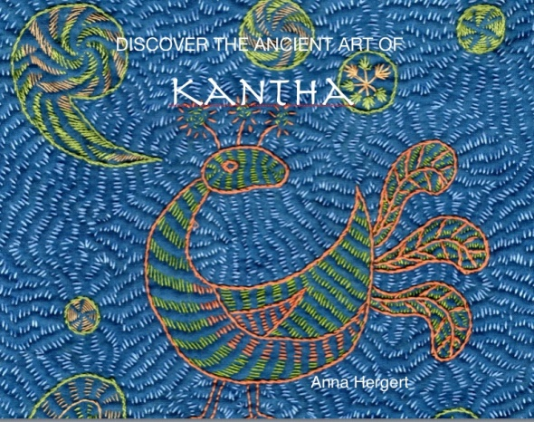 Kantha book cover