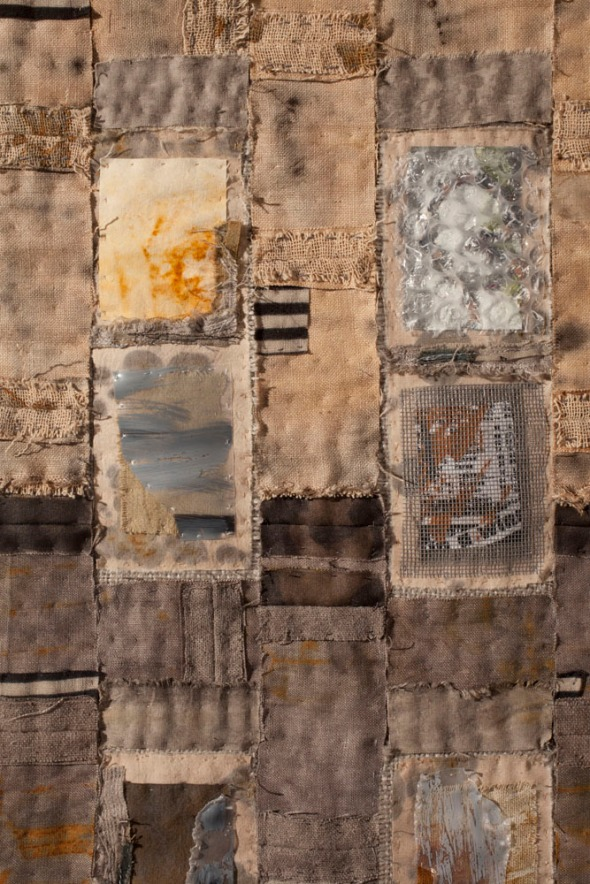 Colours of Abandonment by Joanne Young, detail.