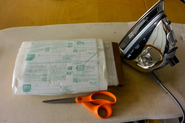 fusible and tools