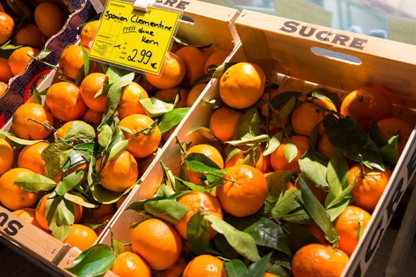 002_Clementines from Spain