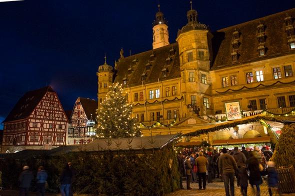 004_Rothenburg o. T. Christmas Market