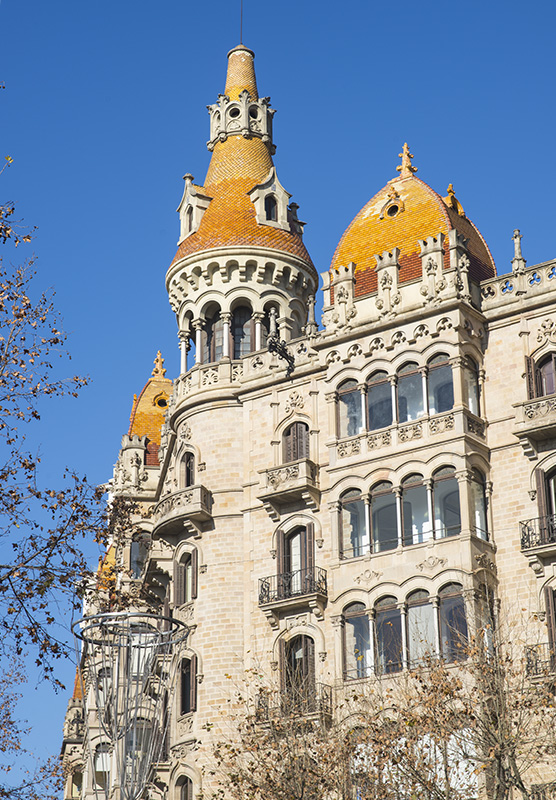 "A short four weeks ago we took a four day side trip from Germany to Barcelona. This city has been on my personal ""bucket list"" for about 15 years. What drew me was the architecture..."