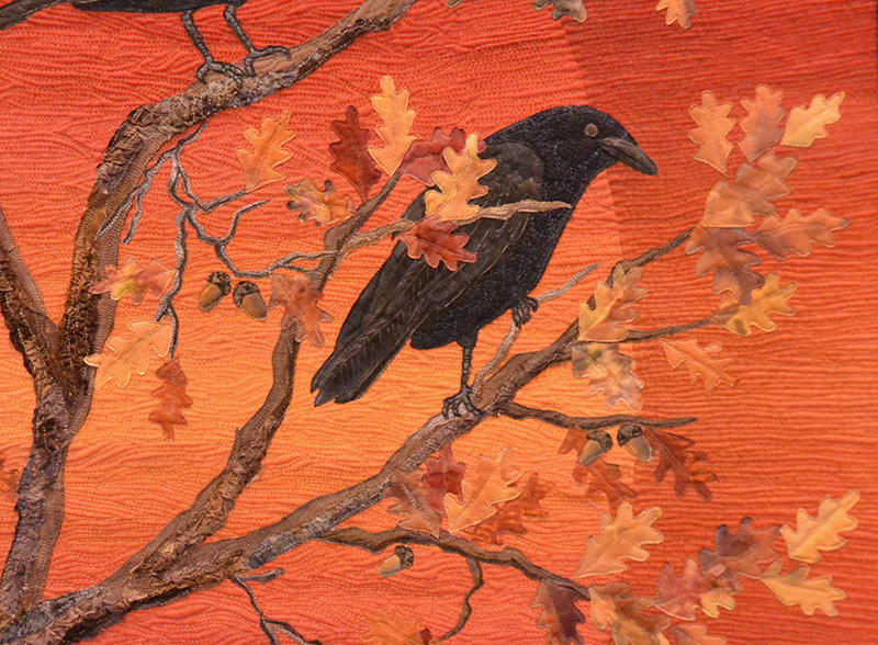 """""""Robber's Roost"""", detail"""