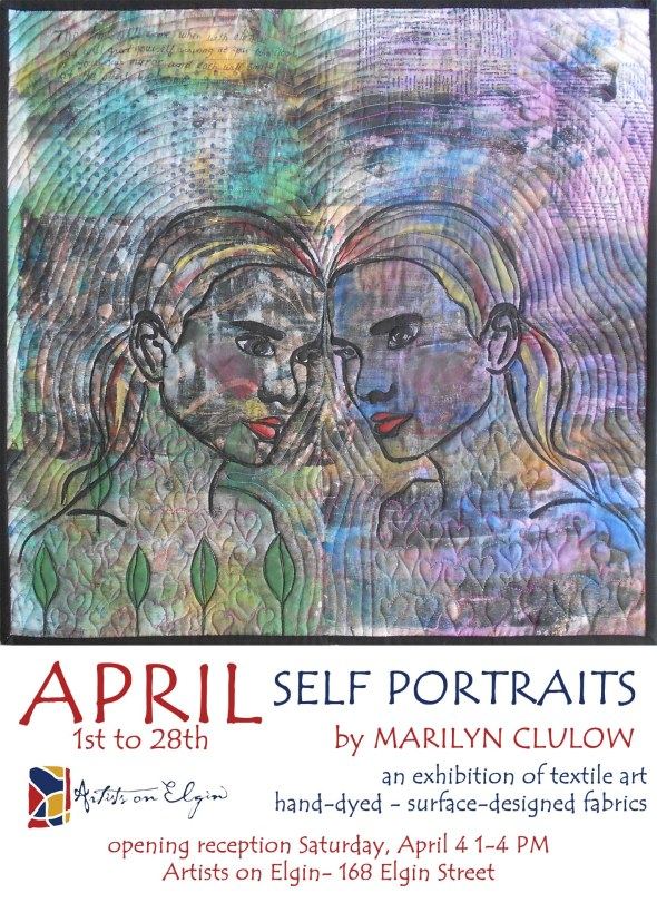 Marilyn Clulow Poster
