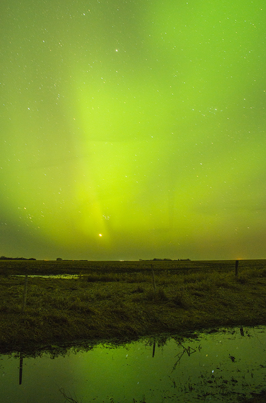 Aurora Early April 2015