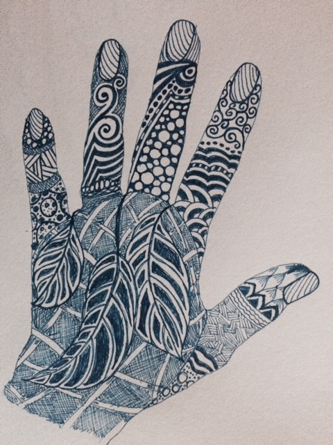 Hand Doodle_finished